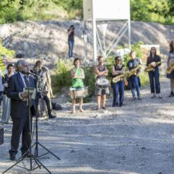 Corrado Petrocelli apre il Festival