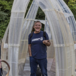 Massimo Moretti e il prototipo