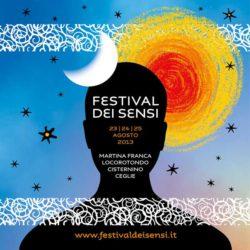 Il marchio del Festival dei Sensi 2013