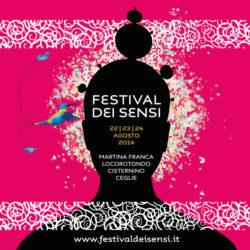 Il marchio del Festival dei Sensi 2014