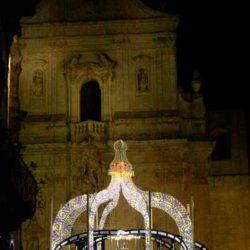 Inaugurazione del festival: l'astronave di Italo Rota