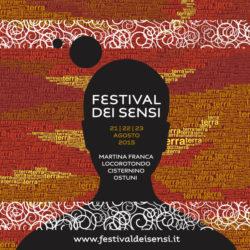 Il marchio del Festival dei Sensi 2015
