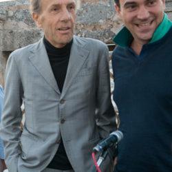 Enzo Cucchi e Carlos D'Ercole