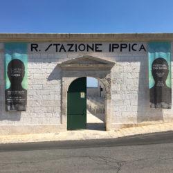Regia stazione ippica