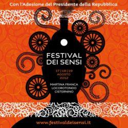 Il marchio del Festival dei Sensi 2012