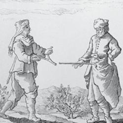 Immagine tratta da: Abbé de Vallemont, Physique occulte.