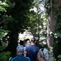 A passeggio lungo il Savena
