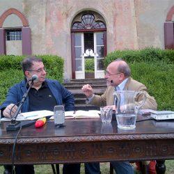 Salvatore Sciarrino e Alberto Spano