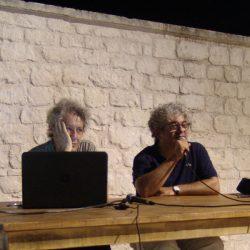 Manuel Orazi presenta Mario Piazza