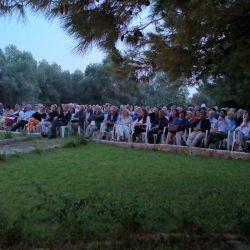 Inaugurazione a Villa Velga