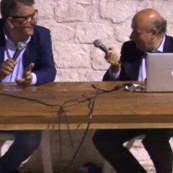 Vito Uricchio e Angelo Schiavone
