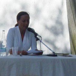 Donatella Caprioglio a Martina Franca