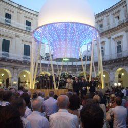 Lucia, la prima cassa armonica contemporanea (ideazione Milly Semeraro, progetto Lorenzo Netti e Pierangelo Caramia)