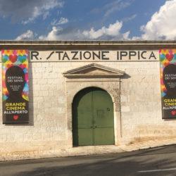 Grande cinema alla Regia Stazione Ippica con il Festival dei Sensi